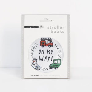 Stroller Books: On My Way! A Wee World Full Of Vehicles