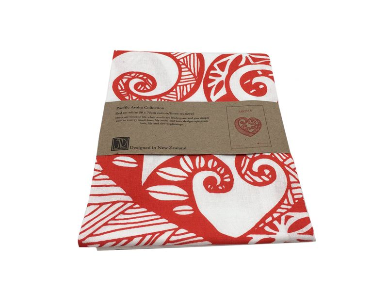 Pacific Aroha Towel