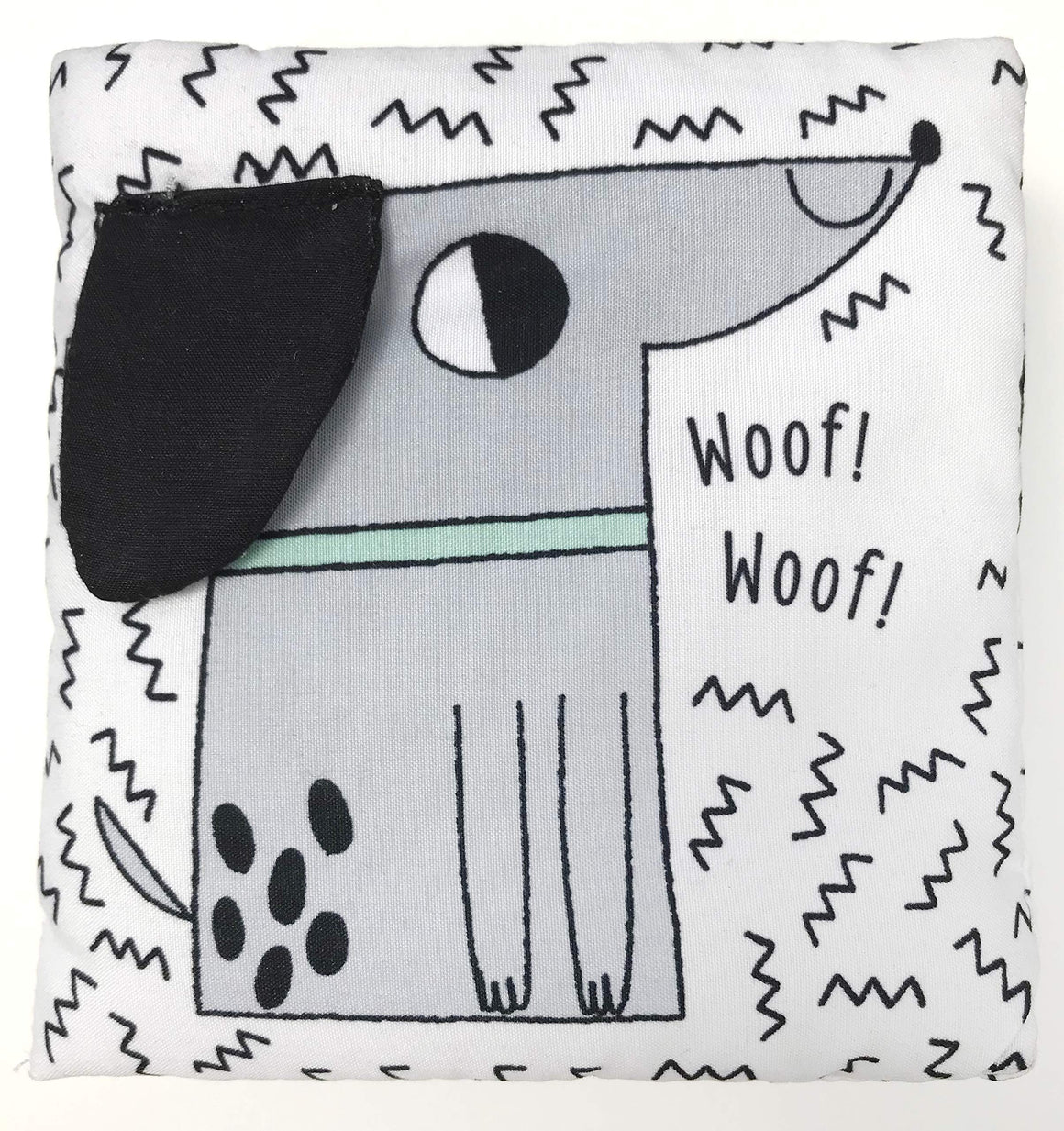 Crinkle Pets: A Soft Concertina Cloth Book