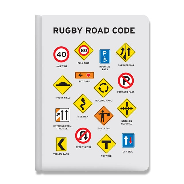 Rugby Road Code Journal