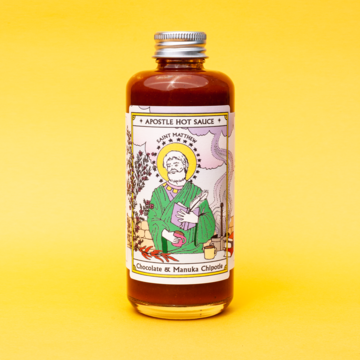 Saint Matthew - Chocolate & Manuka Chipotle 150ml