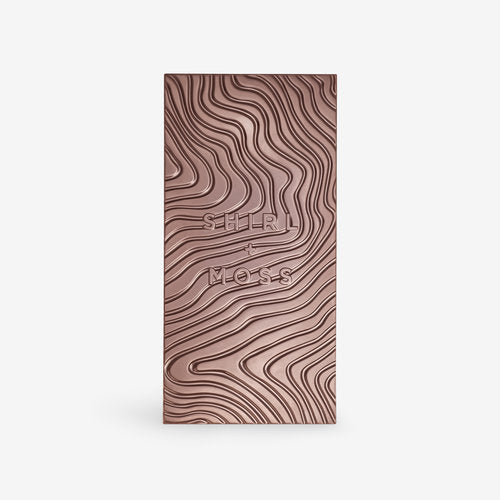 Hazelnut, Orange & Sea Salt 52% Dark Chocolate Bar