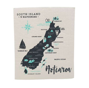 South Island Eco Dish Cloth