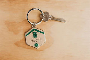 Tramping Key Ring