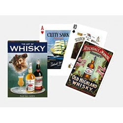 Whisky Cards