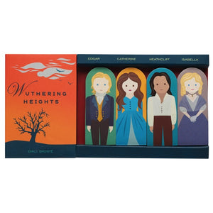 Sticky Note Tags - Wuthering Heights