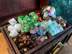 Hand Crafted Dice