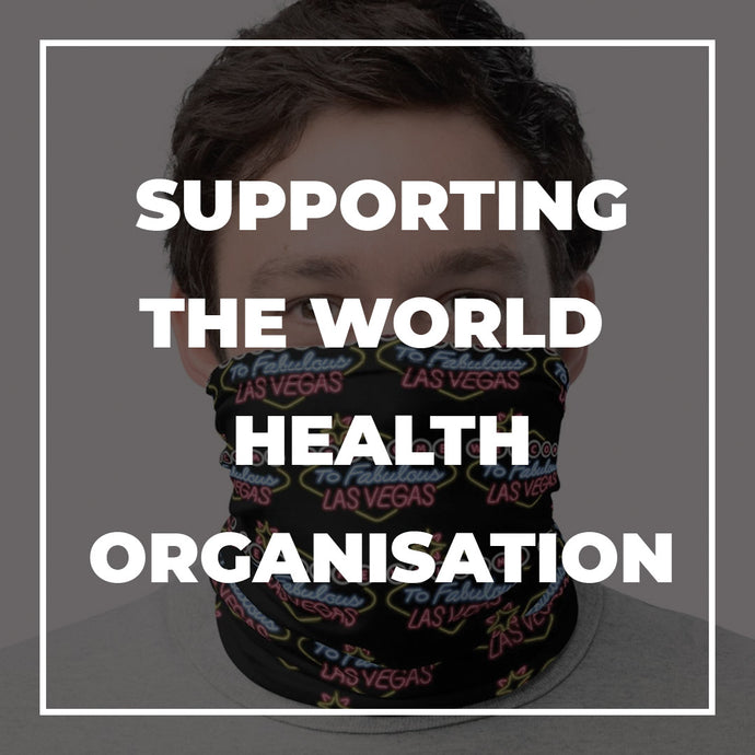 How We're Supporting the WHO Covid-19 Response Fund
