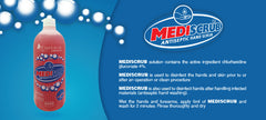 Mediscrub 500ml Antiseptic Hand Wash (SABS Approved)
