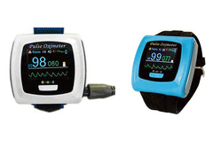 CMS50F Pulse Oximeter - Wearable Wrist type