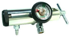 Oxygen Regulator Pin Index with DISS Port