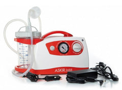 Askir 36BR Portable Suction Unit (with Rechargeable Battery)