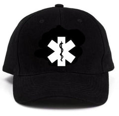 6 Panel Alloy Cap with Star of Life