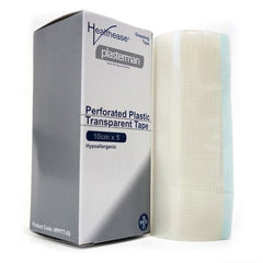 Perforated Plastic Transparent Tape 100mm x 5m