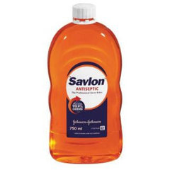 Savlon Antiseptic 750ml