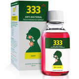 3cp / 333 Oral Throat Gargle 200ml Mint