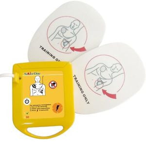 Mini AED Trainer XFT-D0009 First Aid Training Device | The Paramedic