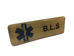 Qualification Magnetic Badges