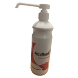 AcuSanX (Similair to BioScrub) 500ml with Pump