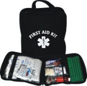 Restaurant/Food & Catering First Aid Kit in A4 Bag