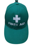 First Aider Peak Cap