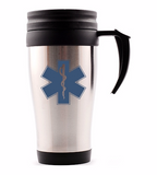 450ml Travel Mug with Star of Life
