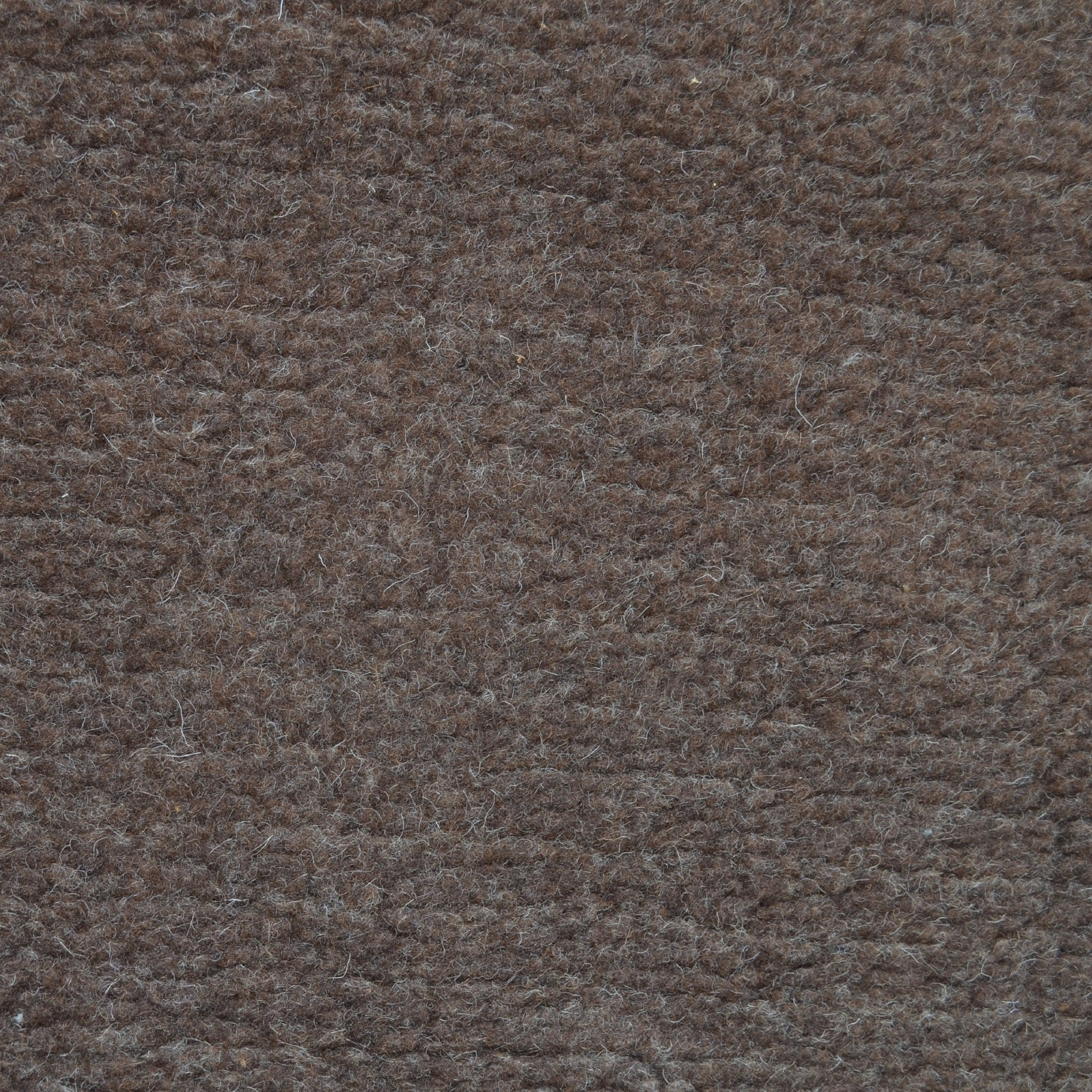 Woolly Brown waterproof fabric for dog beds