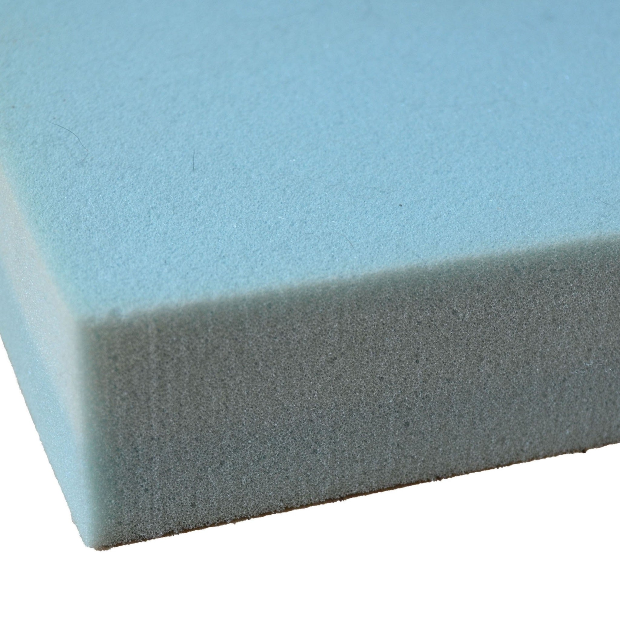 Foam used for physiotherapy floor mats and dog kennel mats