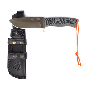 "Forester Thor 4-3/4"" Hunting Knife - Micarta Handle"