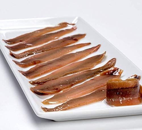 Salanort Anchovy Fillet / Filetes de Anchoa