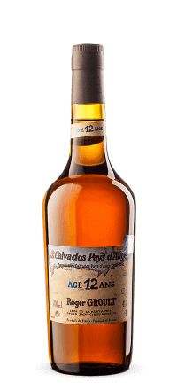 Calvados Roger Groult 12 Years