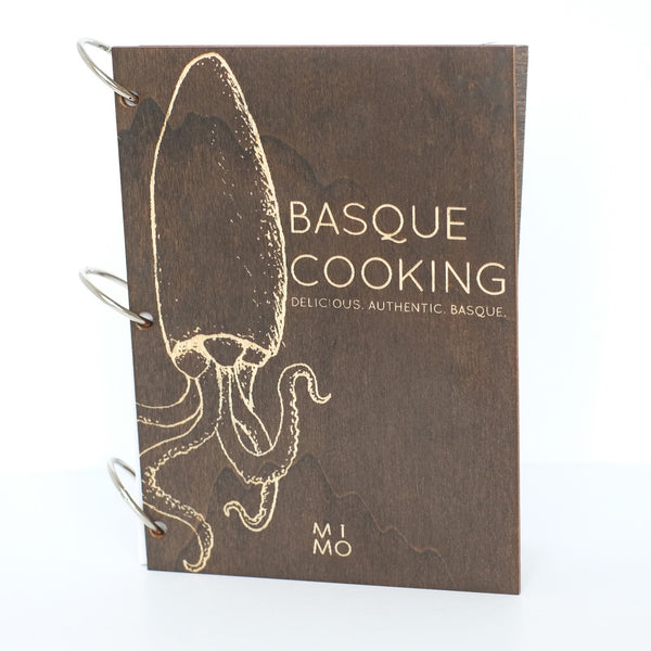 Mimo Basque Cookbook