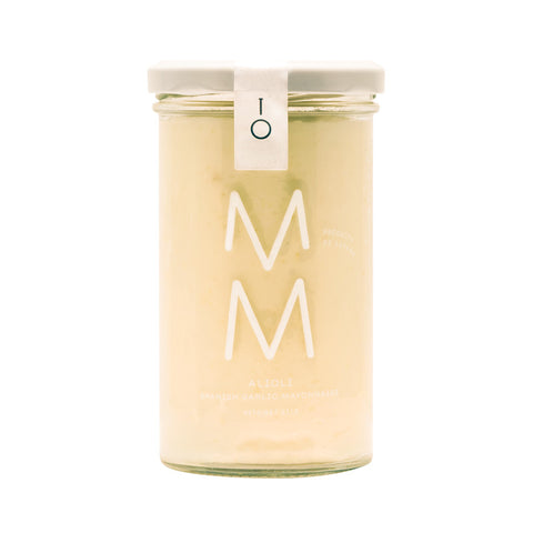 MM Spanish Garlic Mayonnaise / Alioli