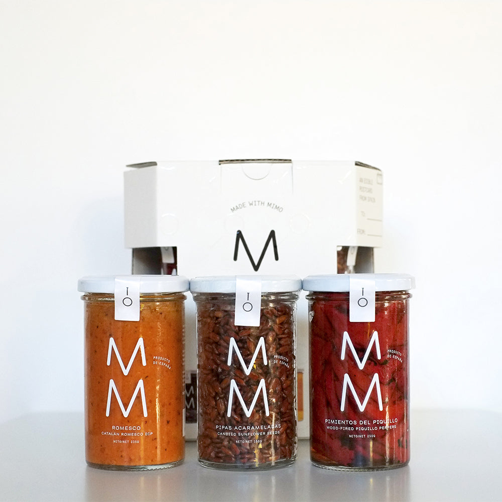 MM Spanish artisan food gift box Best of Spain