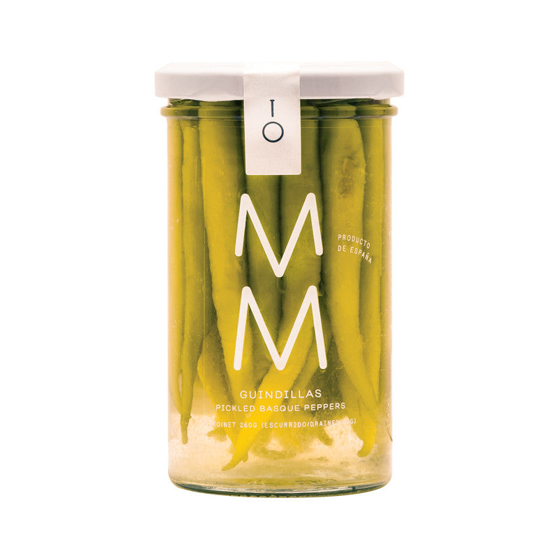 MM Pickled Basque Peppers / Guindillas