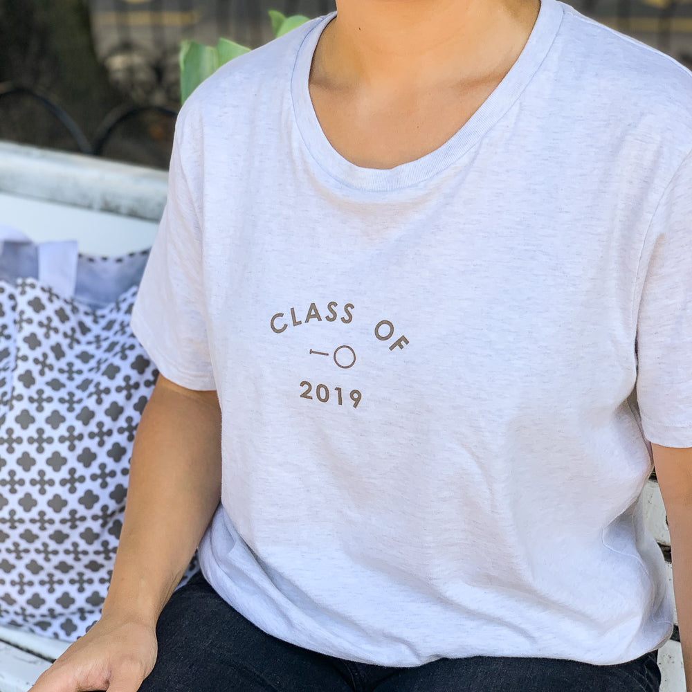 "Mimo London ""Class of 2019"" T-shirt"