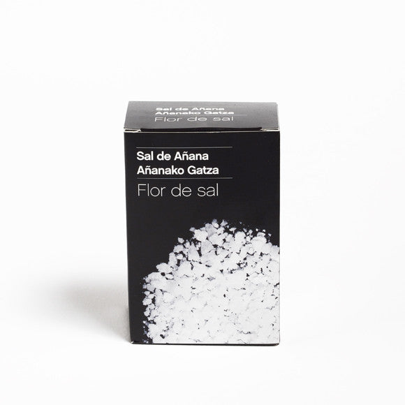 Basque Salt / Flor de sal