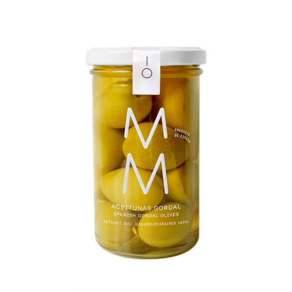 MM Gordal Olives / Aceitunas gordal