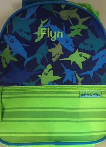 All Over Print Lunch Box Shark