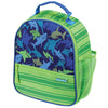 Image of All Over Print Lunch Box Shark