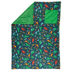All Over Print Blanket Dino