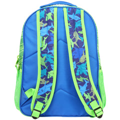 All Over Print Backpack Shark