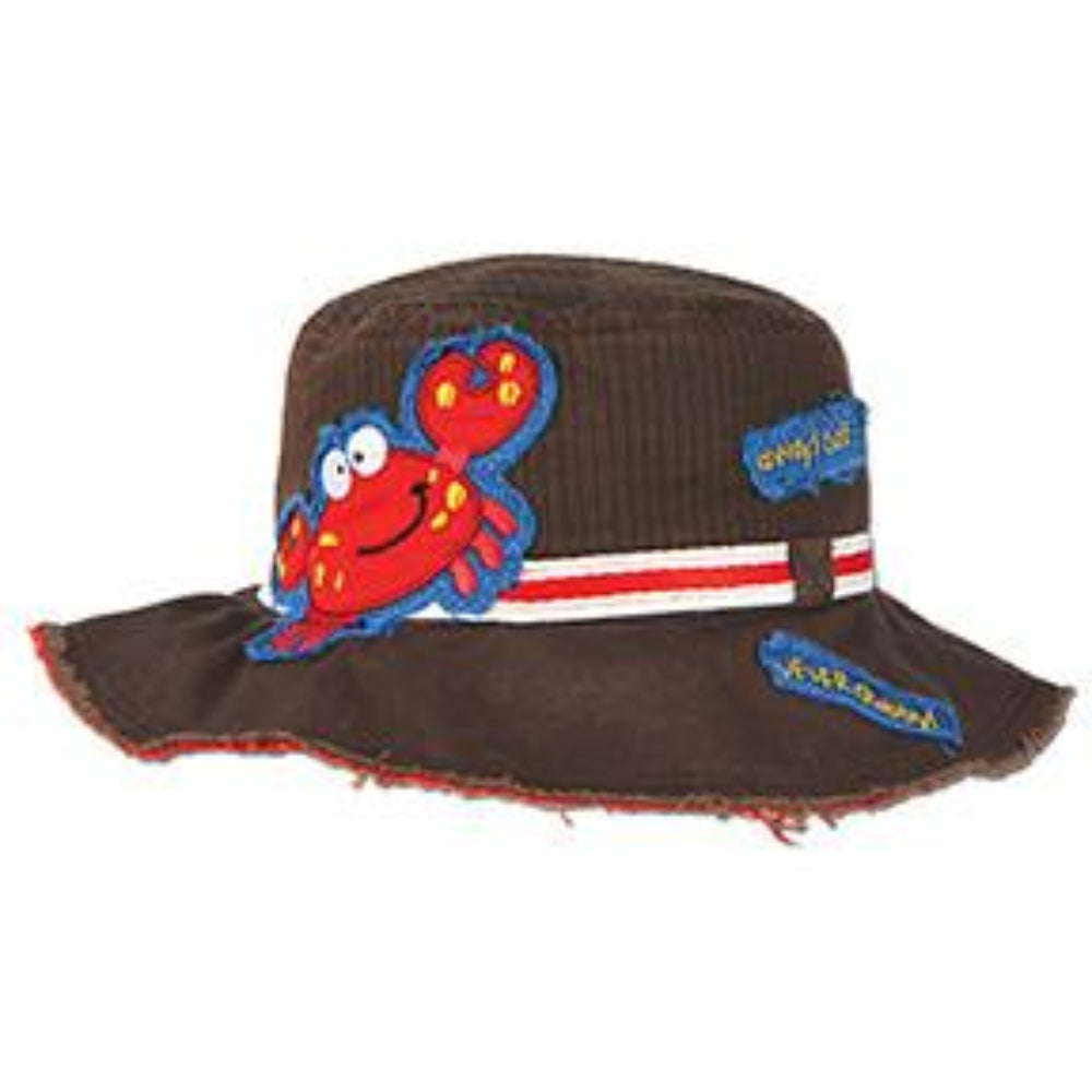 Bucket Hat Crab