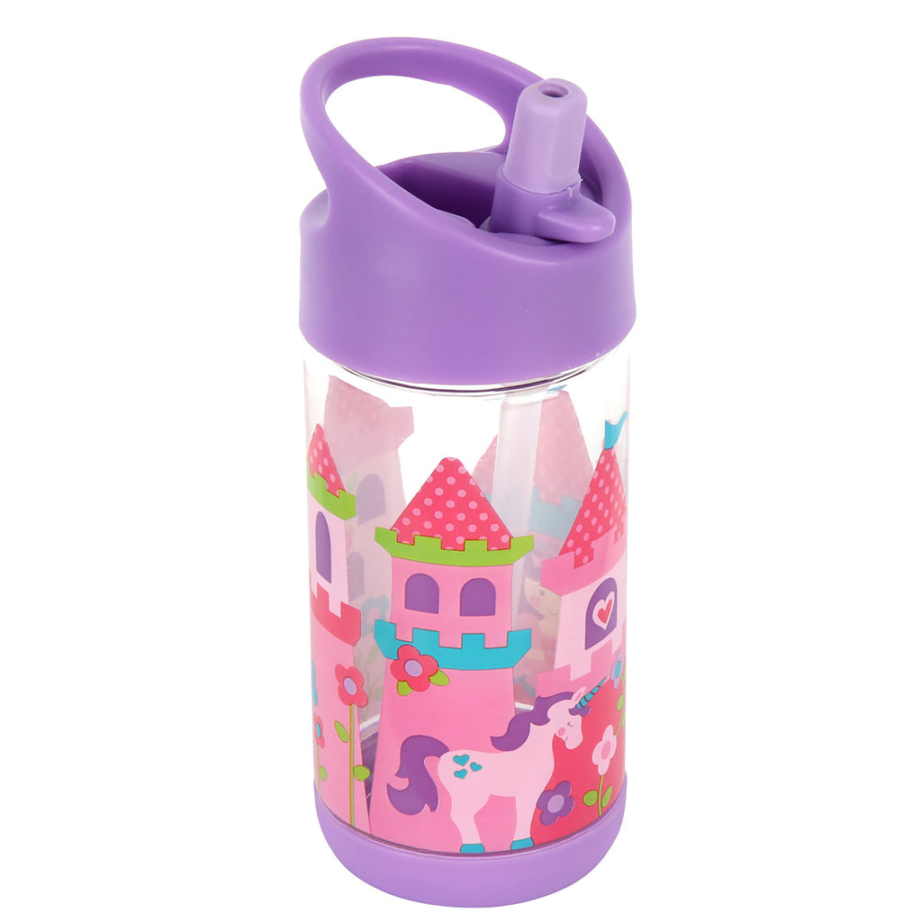 Flip Top Bottles Princess/Castle