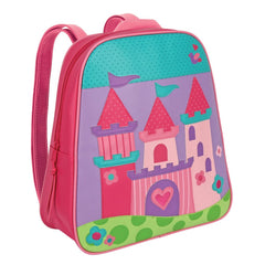 Go Go Backpack Castle