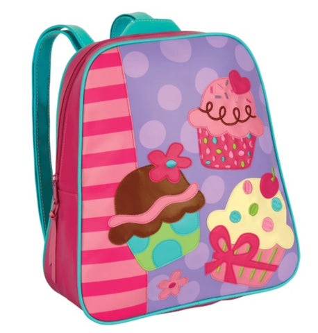Go Go Backpack Cupcake