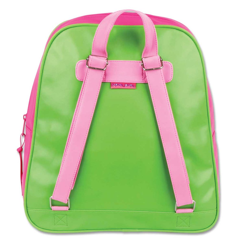 Go Go Backpack Girl Frog