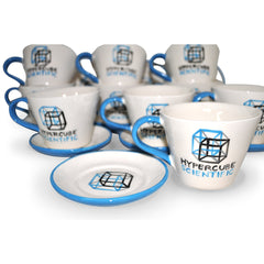 Company Logo on Mugs