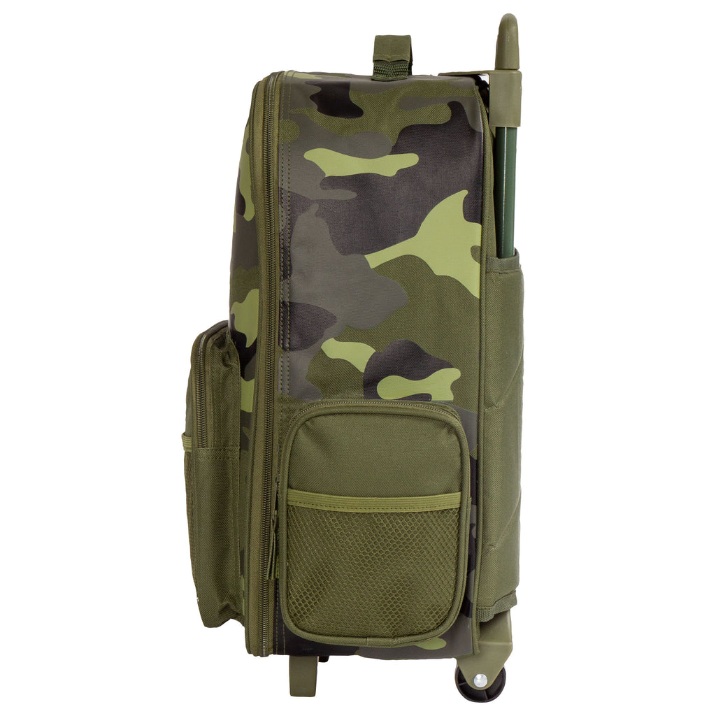 Rolling Luggage Camo