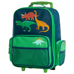Rolling Luggage Dino